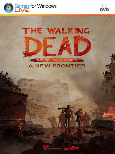 تحميل لعبة The Walking Dead A New Frontier برابط مباشر + تورنت