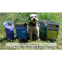 Review & Giveaway: Improve Your Dog's Kibble with Brothers Complete