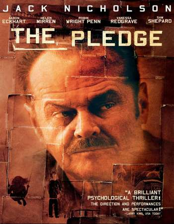 Poster Of The Pledge 2001 English 350MB HDTV 480p Free Download Watch Online Worldfree4u
