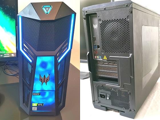 Acer Predator Orion 5000 Gaming PC Design