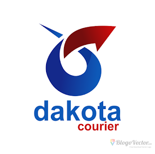 Dakota courier Logo vector (.cdr)