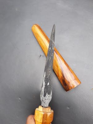 tombak pusaka untuk menangkal guna guna santet