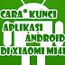 Cara Kunci Aplikasi Android di Xiaomi Mi4i