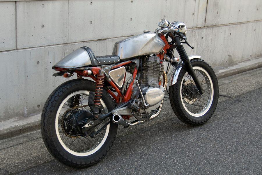 Honda Cb Cafe Racer >> CB250RS