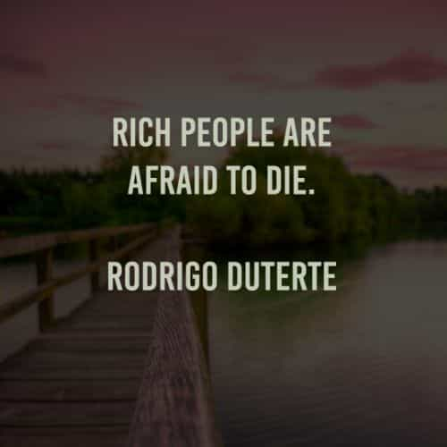 Famous quotes and sayings by Rodrigo Duterte