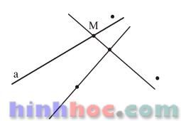 lời giải bài 1 trang 104 hình học 6