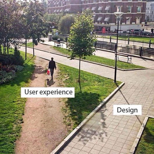 UX - Considerations about user experience