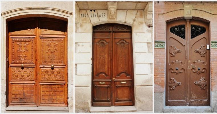 nika vintage lugares especiales puertas no solo un