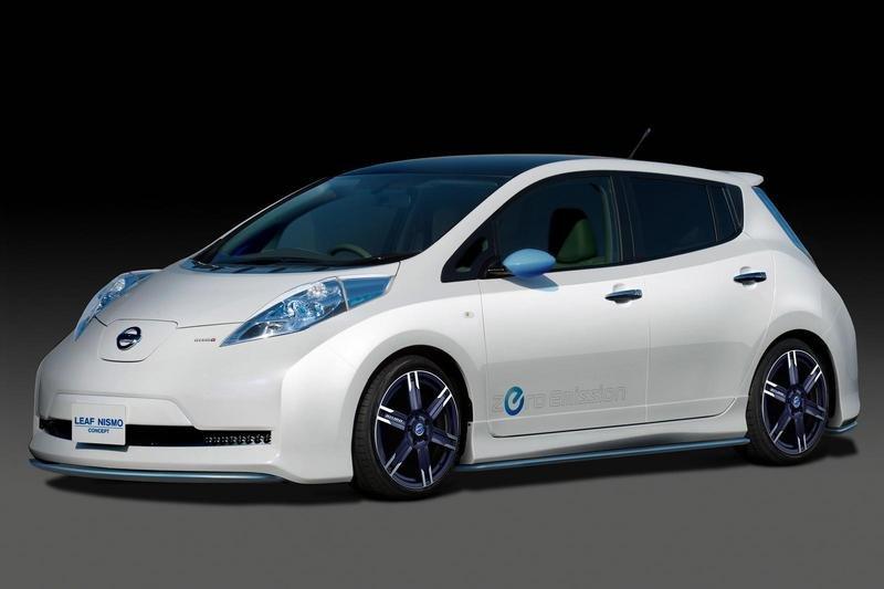 Nissan Leaf Nz