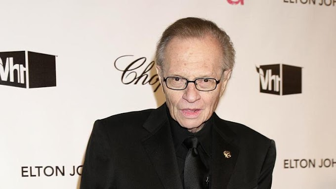 American talk show host Larry King dies age 87