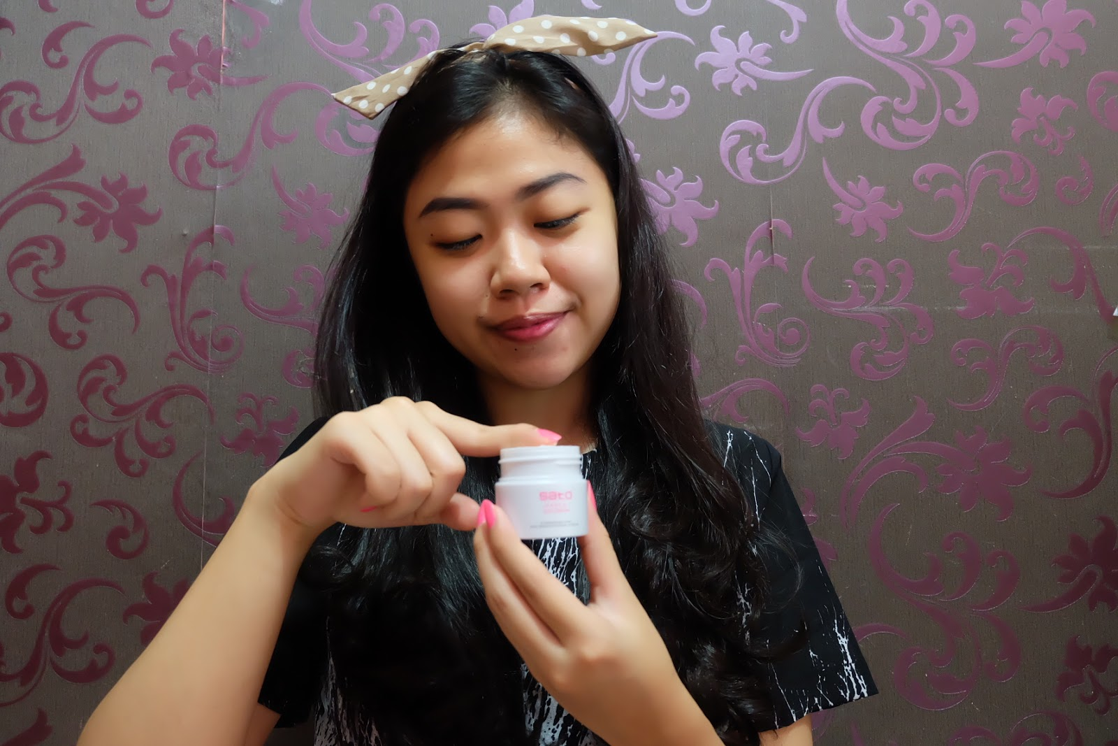 Review Sato Hakubi Rangkaian Produk Kecantikan Dari Jepang Beauty Pastaron Cream