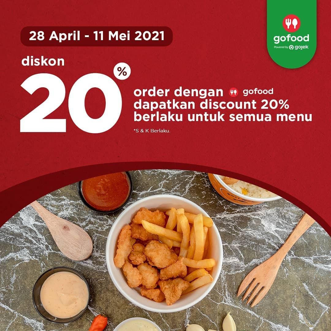 Promo DORI NOW Terbaru 28 April - 11 Mei 2021