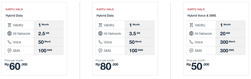 Paket HALO Hybrid