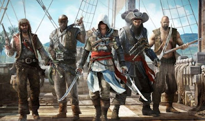 Rasakan Sensasi Perang dengan Game Offline Android Assassin's Creed Pirates