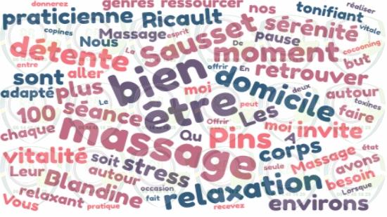 Massage à domicile autour de moi à Sausset les Pins;