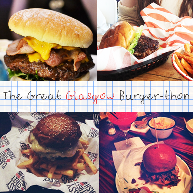 glasgow best burger restaurant review