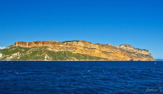 Calanques de Marseille Marsilia Franta