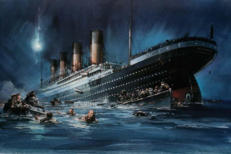 Teori Di Balik Tenggelamnya Kapal Titanic