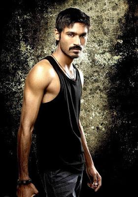 Dhanush hot body image