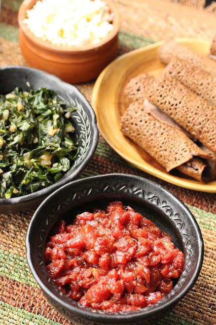 recette repas ethiopie