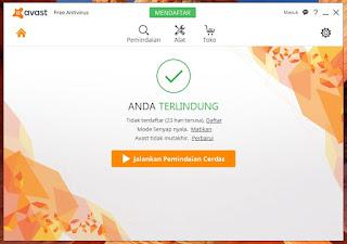 instal avast antivirus
