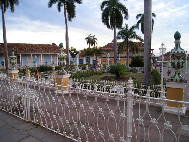 La Plaza Mayor de Trinidad