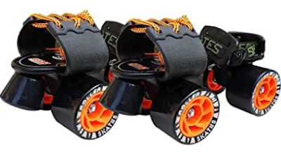 Jaspo Big Boss Adjustable Quad Roller Skates
