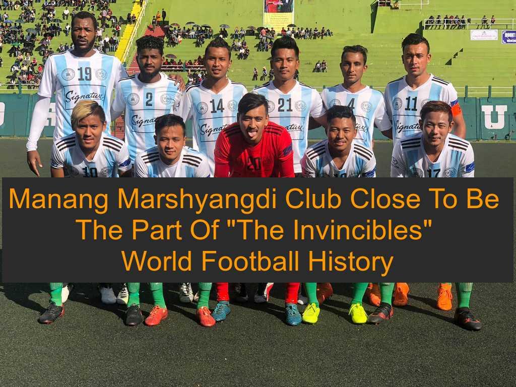 Manang Marshyangdi Club winner of Pulsar Marty's Memorial 'A' Division League