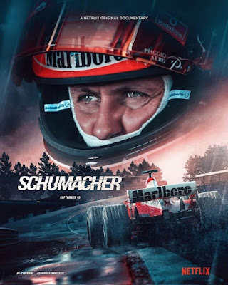 Schumacher 2021 DVD BD HD NTSC Latino