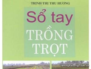 Sổ Tay Trồng Trọt (Trịnh Thị Thu Hương)