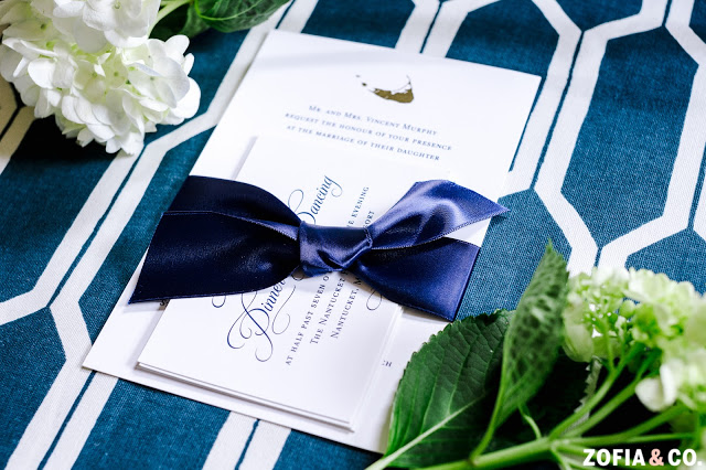 Nantucket Wedding Invitation