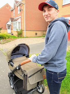 Mutsy Evo Stroller Pram Review autistic and pregnant autism support blog