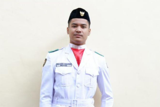 Profil Lengkap Yusri Mandasarif, Siswa SMKN 1 Bone Lolos Paskibraka Provinsi