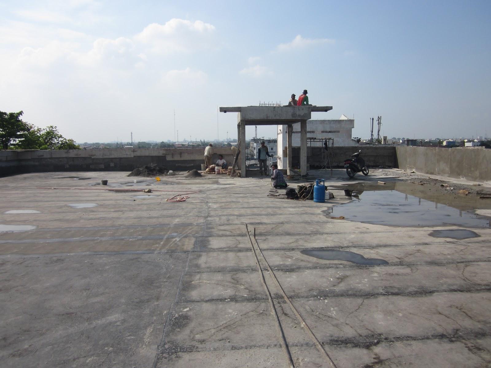 Ramset MBT Medan: Proyek Showroom Daihatsu Jl.Krakatau ...