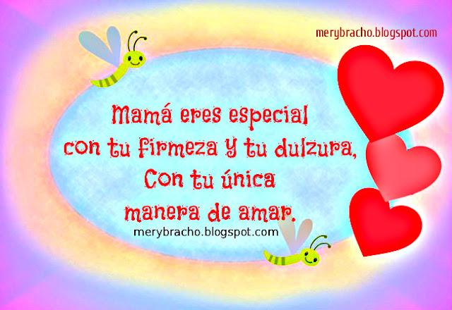 Lindas Imágenes para Desear un Feliz Día a la Madre. Tarjetas para el día especial de mama, mayo, 2016, septiembre por Mery Bracho