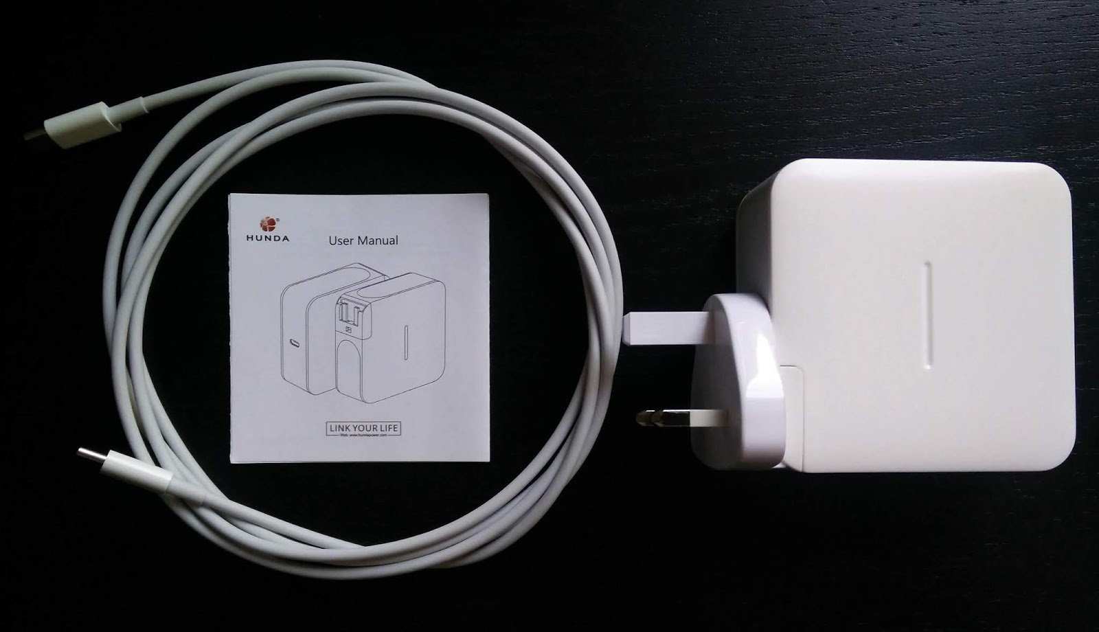 HUNDA 61W USB C PD Power Adapter Review