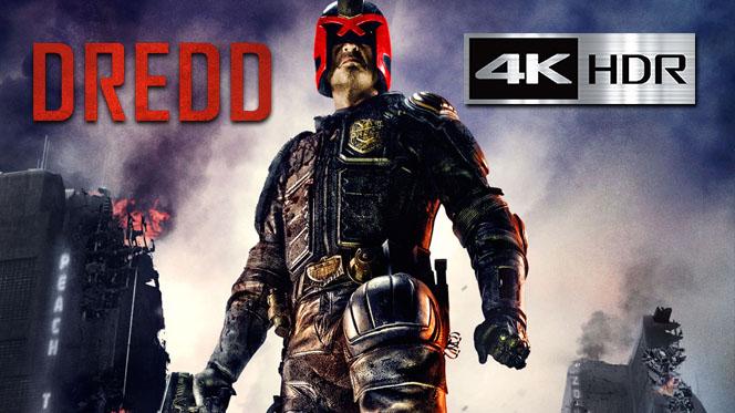 Dredd (2012) 4K UHD [HDR] Latino-Castellano-Ingles
