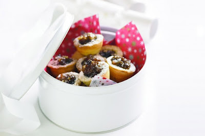 Fruit mince bites desserts recipes