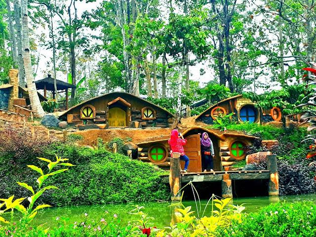 Wisata Banyu Mili Wonosalam Jombang