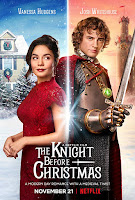 The Knight Before Christmas (2019) Dual Audio [Hindi-DD5.1] 720p HDRip ESubs Download