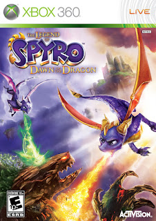 The Legend of Spyro: Dawn of the Dragon (XBOX360)