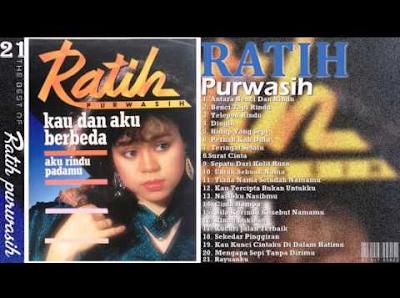 download Full Album Kenangan Ratih Purwasih – Hidup Yang Sepi