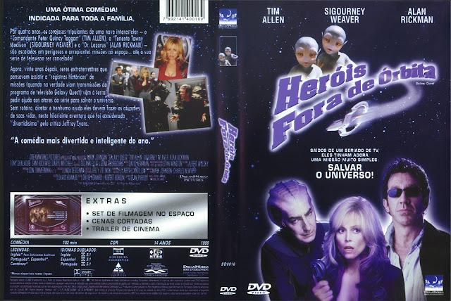 Papo Furado: HERÓIS FORA DE ÓRBITA (Galaxy Quest) 1999