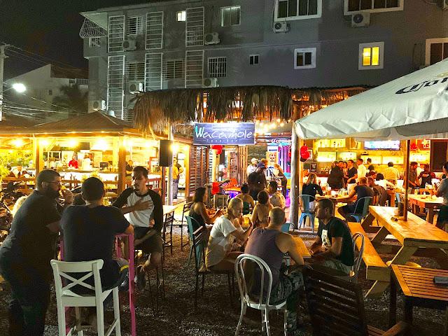 Wacamole bar restaurant en Bavaro, Punta Cana