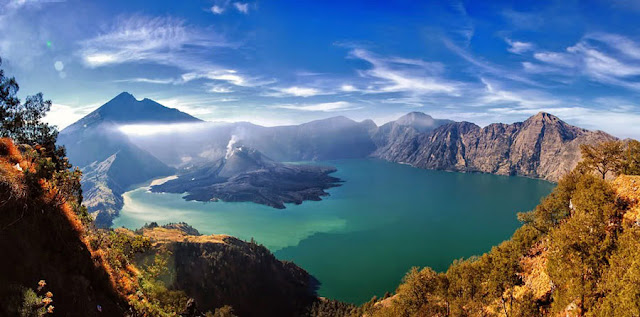 Backpacker ke Gunung Rinjani, Lombok