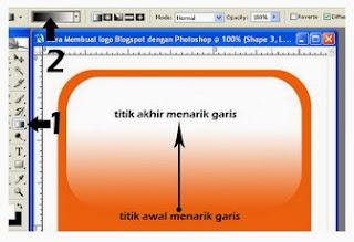 Tips dan Cara Mudah Membuat Logo dengan Photoshop