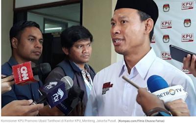 Berita Hari ini !! KPU Tak Akan Tanggapi Permohonan Perbaikan Prabowo di Sidang Perdana