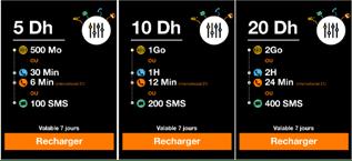 عرض اورنج *5 استفد من مكالمات انترنت ورسائل SMS بتعبئة واحدة