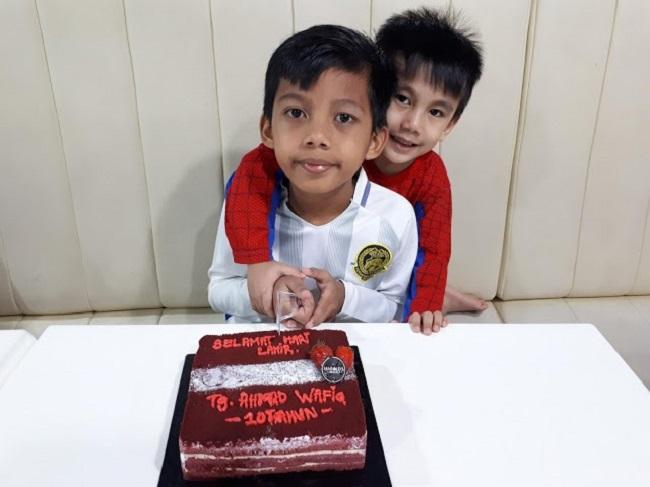 Selamat Ulang Tahun Kelahiran Yang Ke 11