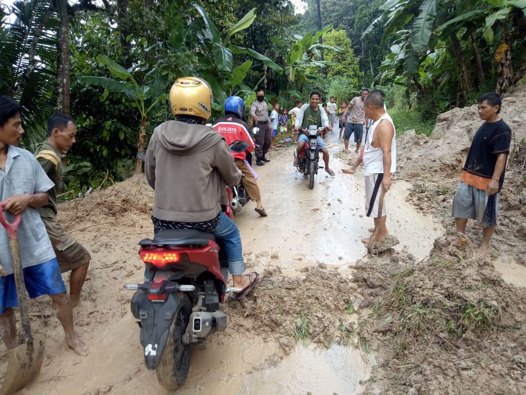 Ada Tebing Longsor di Rembang, Begini Himbauan AKP Sunarto Untuk Warga